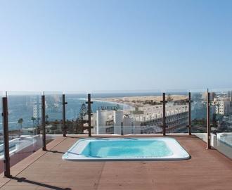 Jacuzzi Hotel Caserío Playa del Inglés