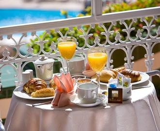 Desayuno Buffet Hotel San Agustín Beach Club Gran Canarias San Agustín