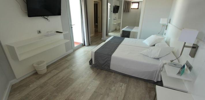 HABITACIÓN JUNIOR SUITE Hotel Caserío