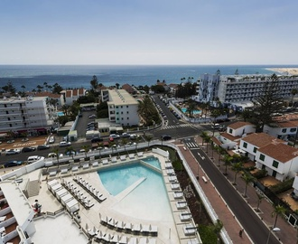 Piscina Hotel Caserío Playa del Inglés