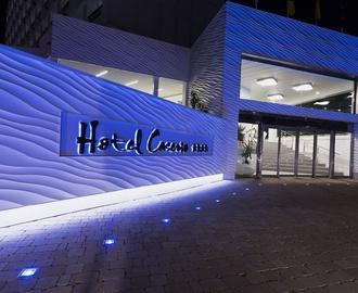 Entrada Hotel Caserío Playa del Inglés