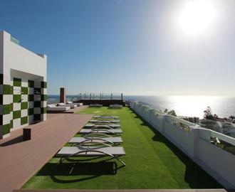 Solárium Hotel Caserío Playa del Inglés