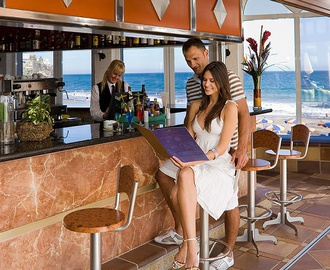 Bar Hotel San Agustín Beach Club Gran Canarias San Agustín