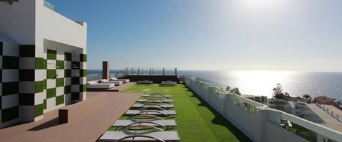 Servicio gratuito de toallas Hotel Caserío
