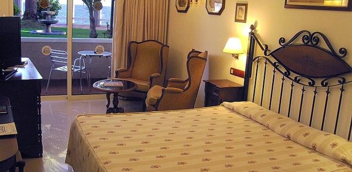 Habitación doble Estandar Hotel San Agustín Beach Club Gran Canarias