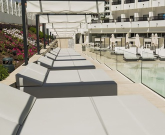 Solarium Hotel Caserío Playa del Inglés