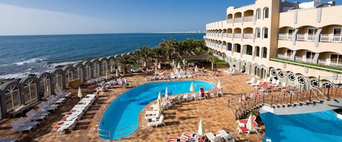 PISCINAS EXTERIORES Hotel San Agustín Beach Club Gran Canarias