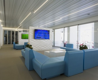 Salón de televisión