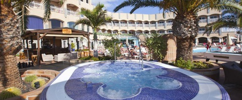 JACUZZI Hotel San Agustín Beach Club