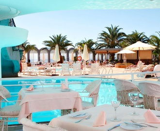 Restaurante-Terraza Hotel San Agustín Beach Club Gran Canarias San Agustín