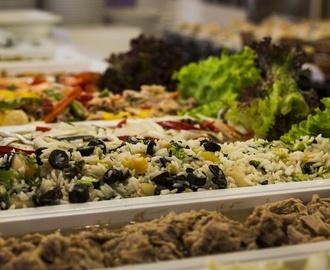 Gastronomía Hotel Caserío Playa del Inglés